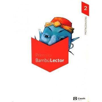 Imagen de Bambú Lector. Protagonistas 2. Carpeta.