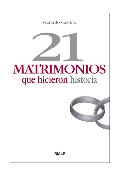 Imagen de 21 Matrimonios que hicieron historia