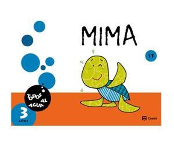 Imagen de Mima 3 años - 1er trimestre. Todos al Agua