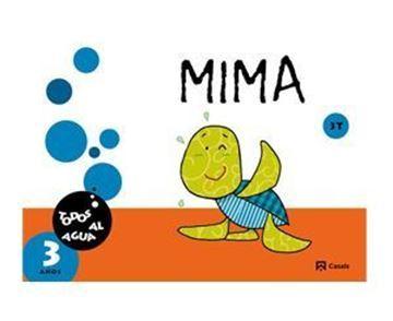 Imagen de Mima 3 años - 3er trimestre. Todos al Agua