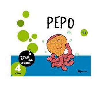 Imagen de Pepo 4 años - 1er trimestre. Todos al Agua