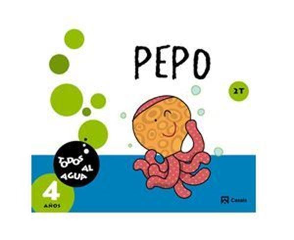 Imagen de Pepo 4 años - 2do trimestre. Todos al Agua