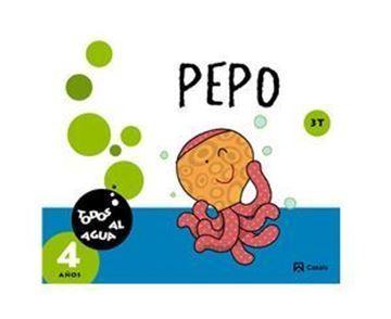 Imagen de Pepo 4 años - 3er trimestre. Todos al Agua