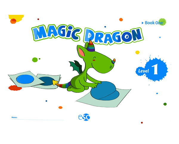 Imagen de Magic Dragon Level 1
