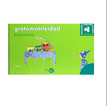 Imagen de Cuaderno de Grafomotricidad 2 (Level 2)