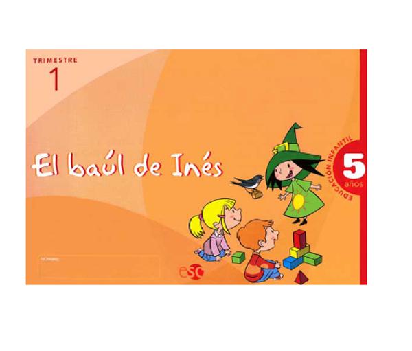 Imagen de El baúl de Inés (Prep)