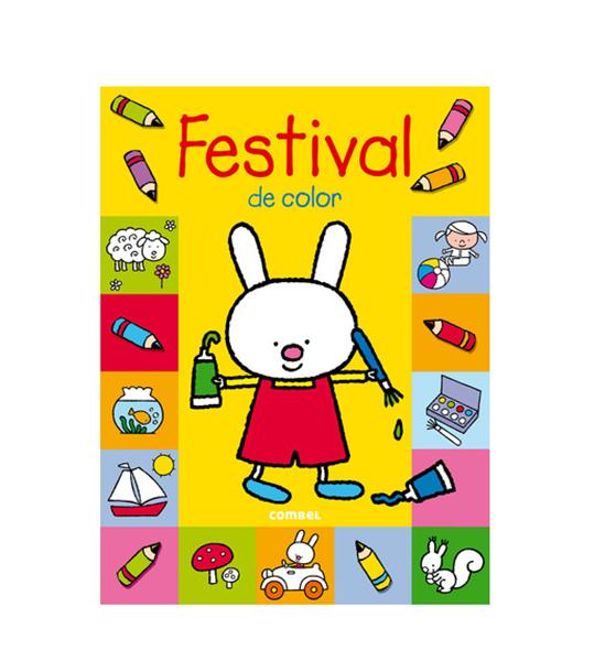 Imagen de Festival de color