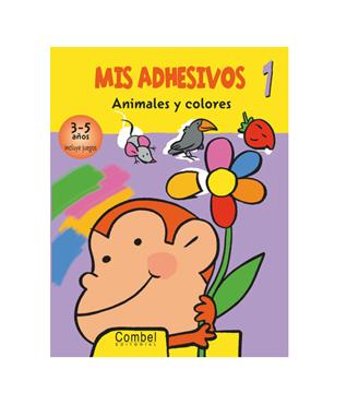 Imagen de Animales y colores