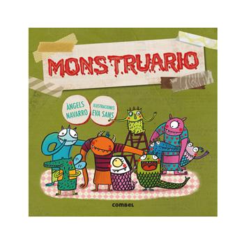 Imagen de Monstruario