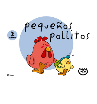 Imagen de Pequeños pollitos -  Todos al nido