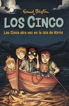 Imagen de Los cinco otra vez en la isla de Kirrin
