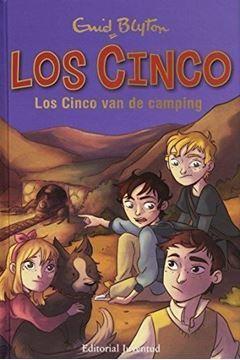 Imagen de Los cinco van de camping