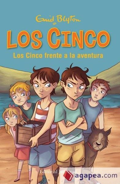 Imagen de Los cinco frente a la aventura