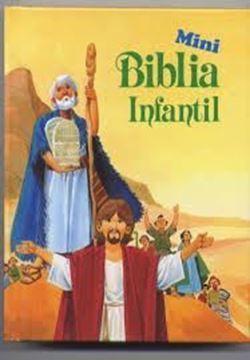 Imagen de Mini Biblia infantil
