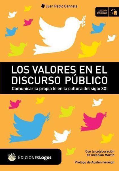 Imagen de Los valores en el discurso publico