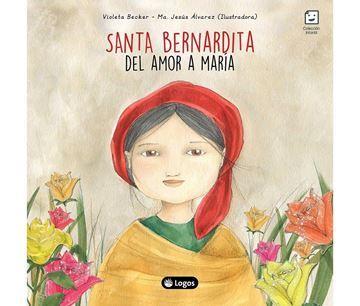 Imagen de Santa Bernardita del amor a María
