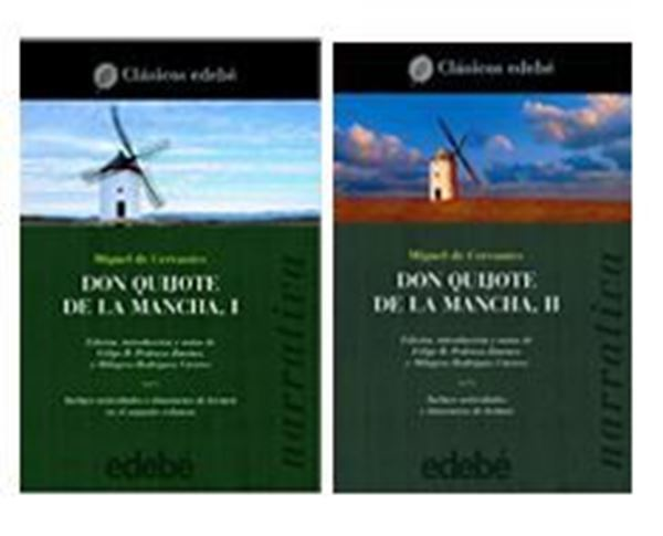 Imagen de Don Quijote de la Mancha I y II