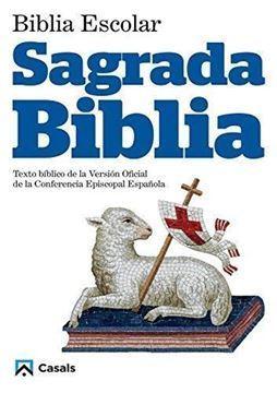 Imagen de Biblia escolar. Sagrada Biblia