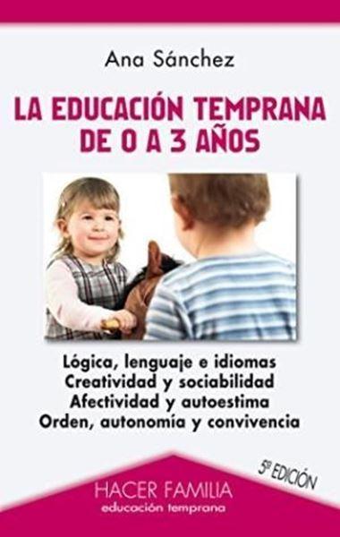 Imagen de La educación temprana de 0 a 3 años