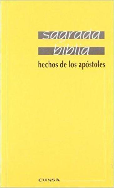 Imagen de Hechos de los apóstoles. Sagrada Biblia