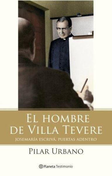 Imagen de El hombre de Villa Tevere