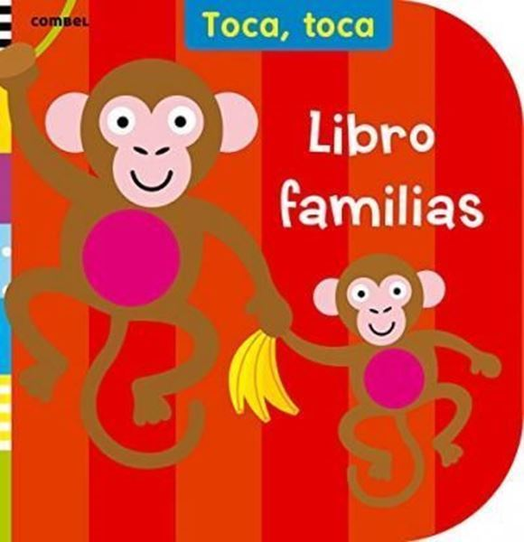 Imagen de Libro familias (toca, toca)