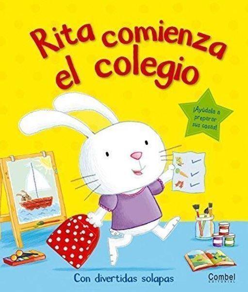 Imagen de Rita comienza el colegio