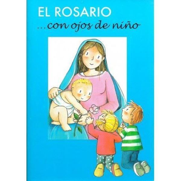 Imagen de El rosario... con ojos de niño