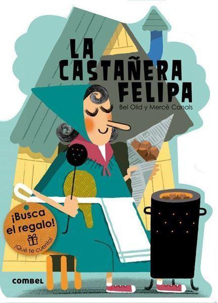 Imagen de La castañera Felipa