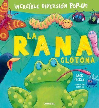 Imagen de La rana glotona