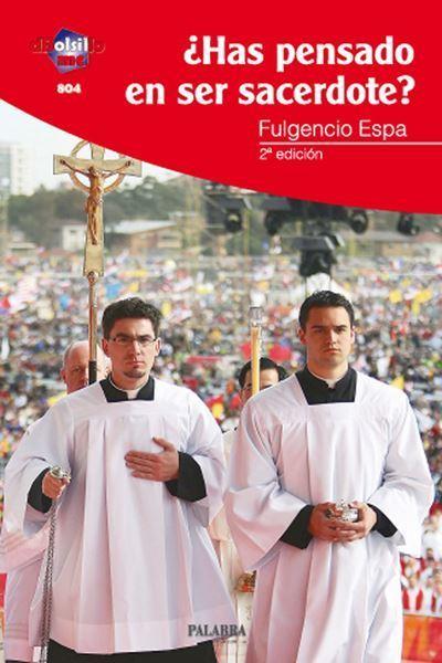 Imagen de ¿Has pensado en ser sacerdote?
