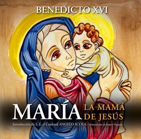 Imagen de María, la mamá de Jesús
