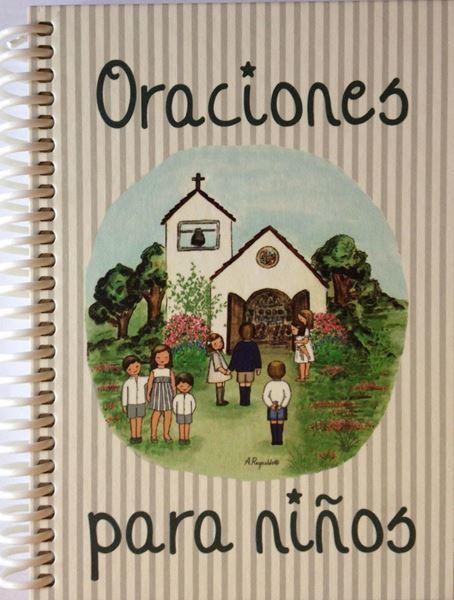 Imagen de Oraciones para niños
