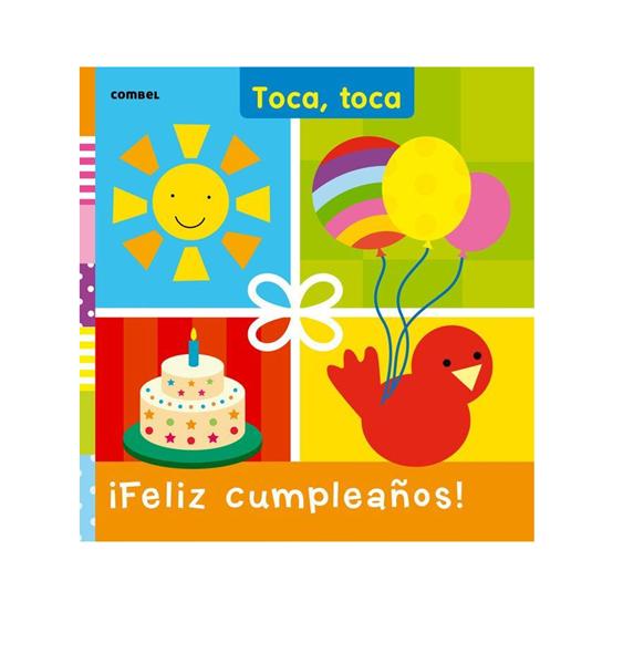 Imagen de ¡Feliz cumpleaños! (toca, toca)