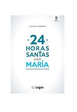 Imagen de 24 horas Santas con María