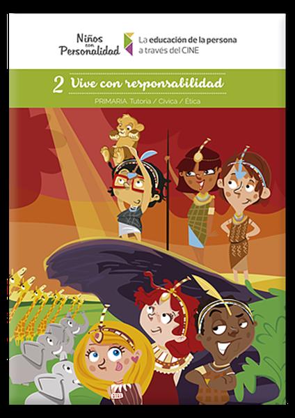 Imagen de Niños con Personalidad 2° - Vive con Responsabilidad