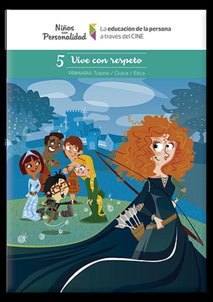 Imagen de Niños con Personalidad 5° - Vive con Respeto