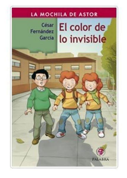 Imagen de El color de lo invisible