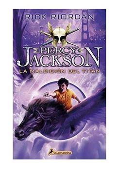 Imagen de Percy Jackson, La maldición del Titán