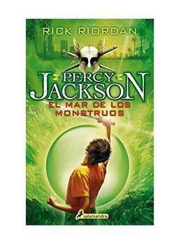 Imagen de Percy Jackson, El mar de los monstruos