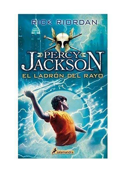 Imagen de Percy Jackson, el ladrón del rayo