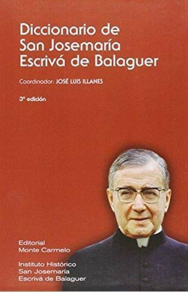 Imagen de Diccionario de San Josemaría Escrivá de Balaguer