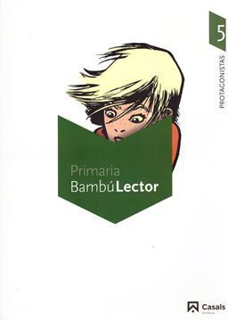 Imagen de Bambú Lector. Protagonistas 5. Carpeta.