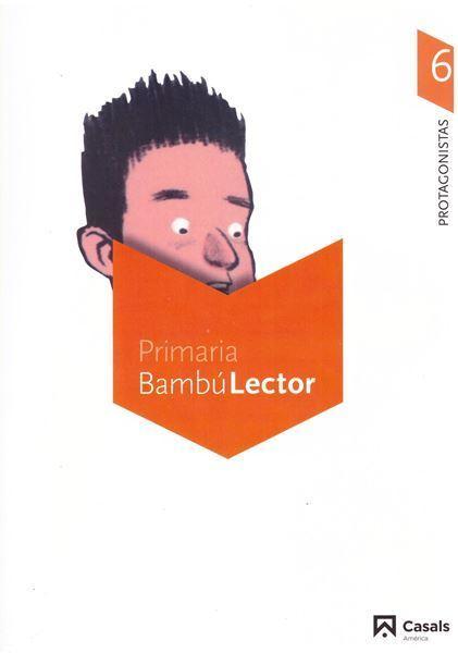 Imagen de Bambú Lector. Protagonistas 6. Carpeta.
