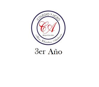 Imagen para la categoría SECUNDARIA - 3° AÑO