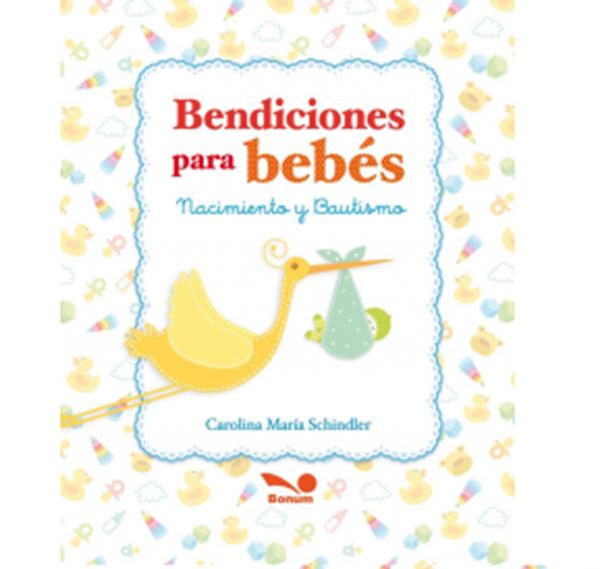 Imagen de BENDICIONES PARA BEBÉS