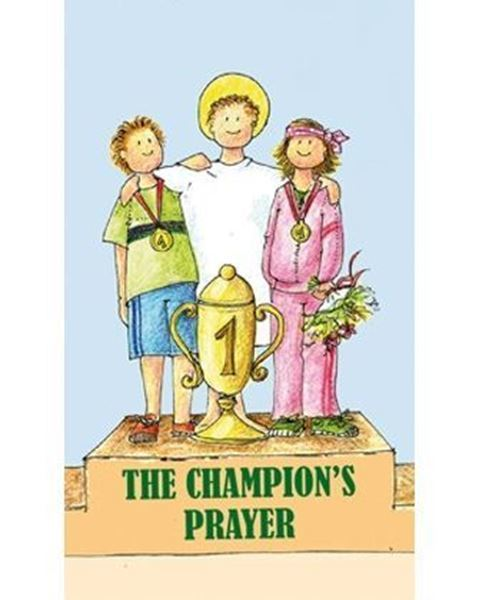 Imagen de The champion's Prayer