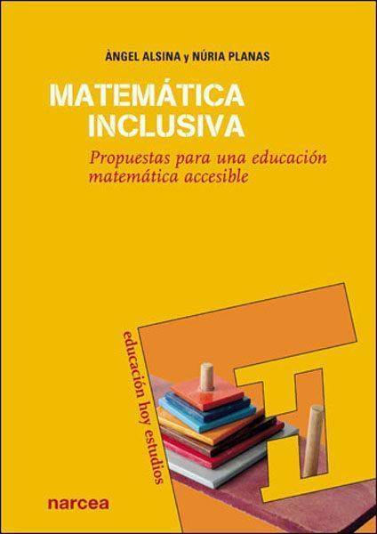 Imagen de MATEMÁTICA INCLUSIVA