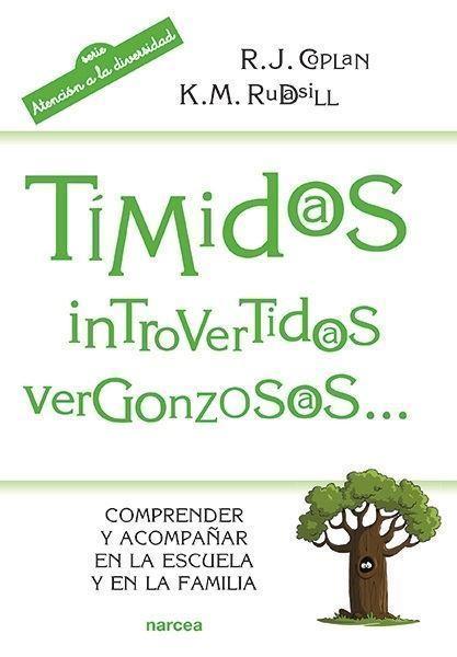 Imagen de TIMIDOS, INTROVERTIDOS, VERGONZOSOS