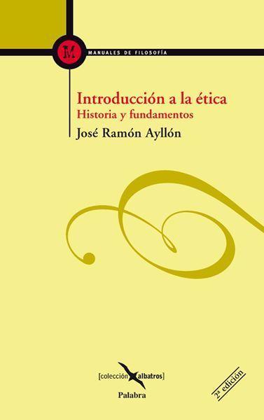 Imagen de INTRODUCCIÓN A LA ÉTICA